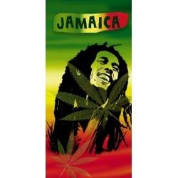DRAP DE PLAGE JAMAICA RASTA 95x175cm