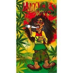 DRAP DE PLAGE JAMAICA...