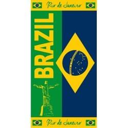 DRAP DE PLAGE BRESIL...