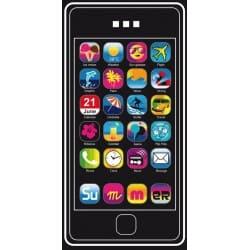 DRAP DE PLAGE PHONE BEACH 75x150cm