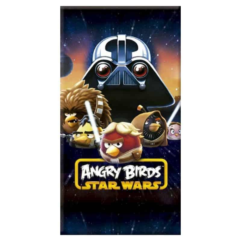 Serviette De Bain Angry Birds.Drap De Plage Star Wars Angry Birds Www Soleilgrenadine Com