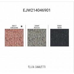 VESTE LONGUE MAILLES Elisa Cavaletti EJW214046901