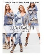 Elisa Cavaletti Collection Hiver 2018 2019 www.soleilgrenadine.com